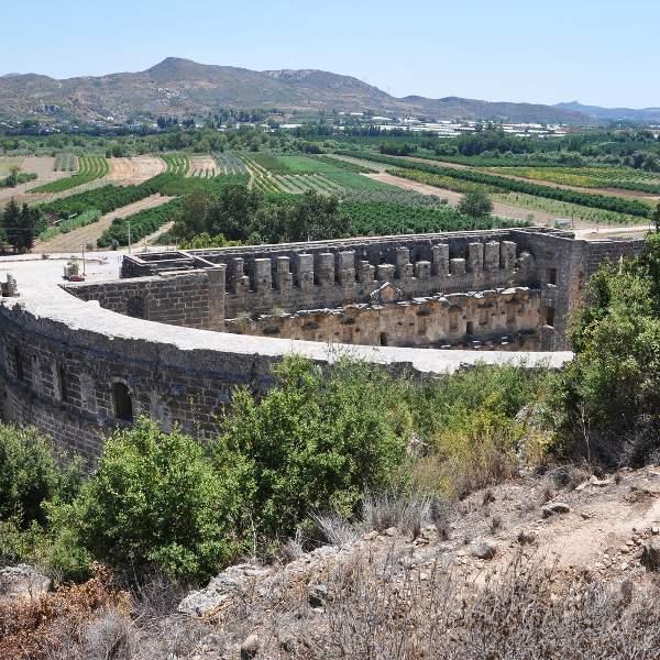 Aspendos Amphitheatre Antalya