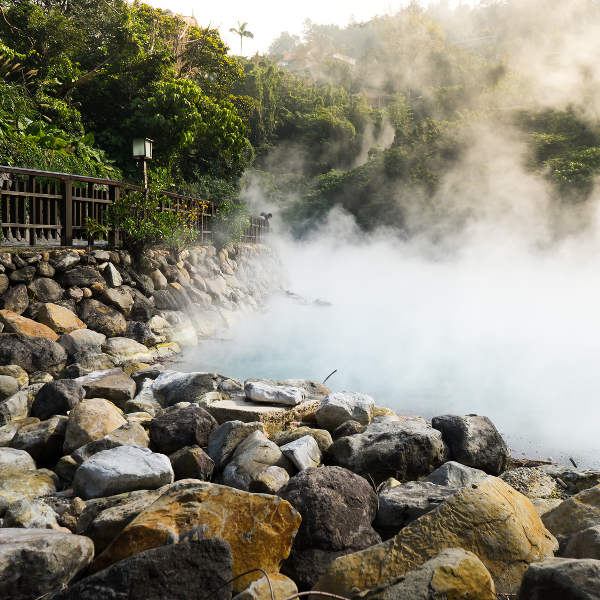 taipei hot springs