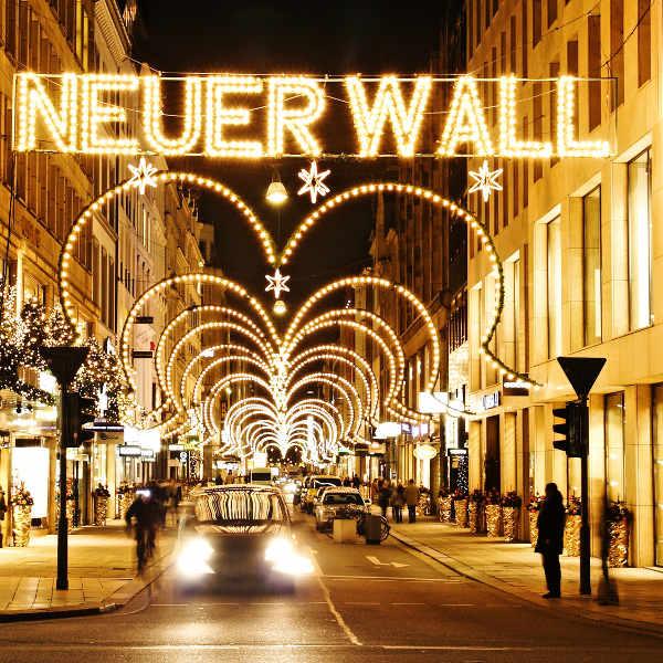 hamburg shopping neuer wall