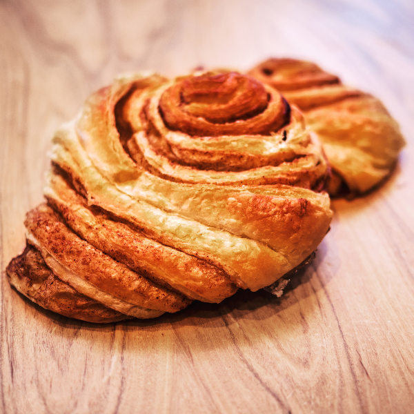 franzbrotchenn hamburg dessert pastry