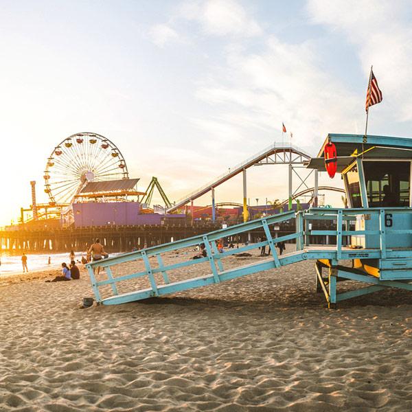 Beach LA