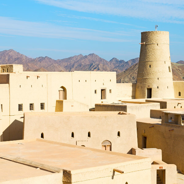 muscat-arab-history