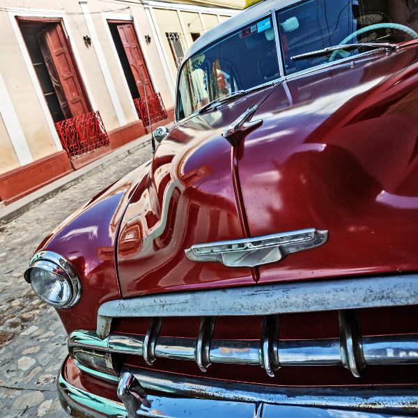 vintage reno car