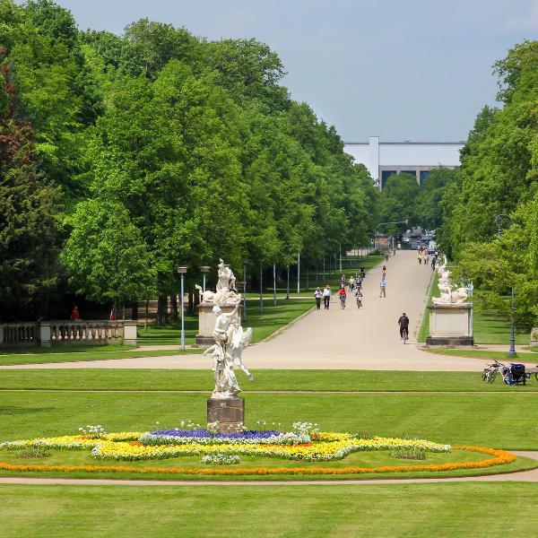 Grand Garden of Dresden