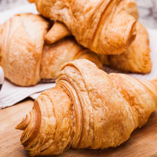 Fresh Croissants Lyon