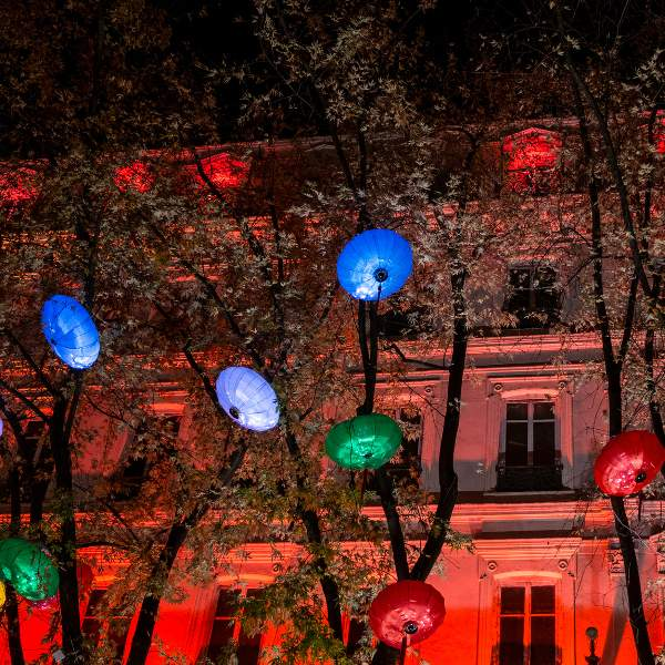 Festival of Lights Lyon