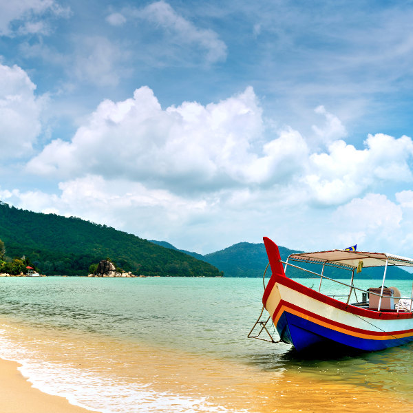 penang beautiful beaches