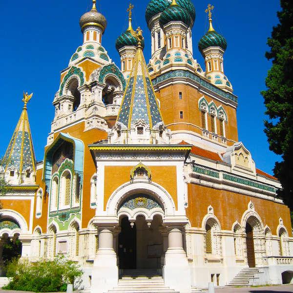 St Nicholas Orthodox Cathedral Nice