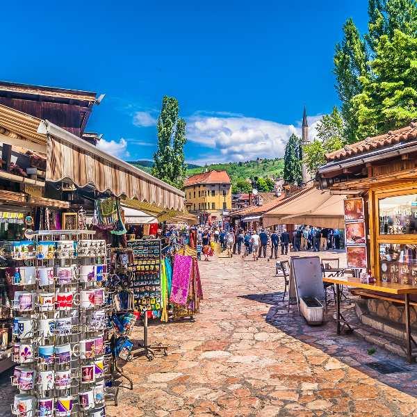 Baščaršija Sarajevo
