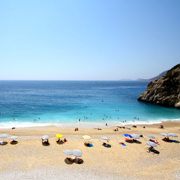 dalaman exotic beaches