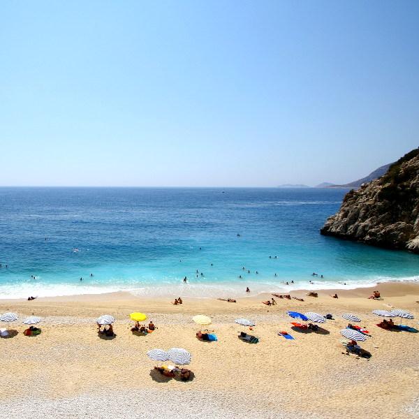 dalaman exotic beaches
