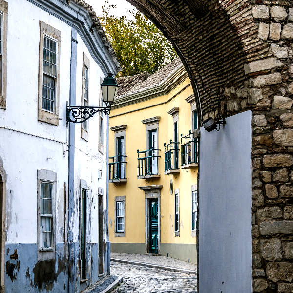 faro historical architecture