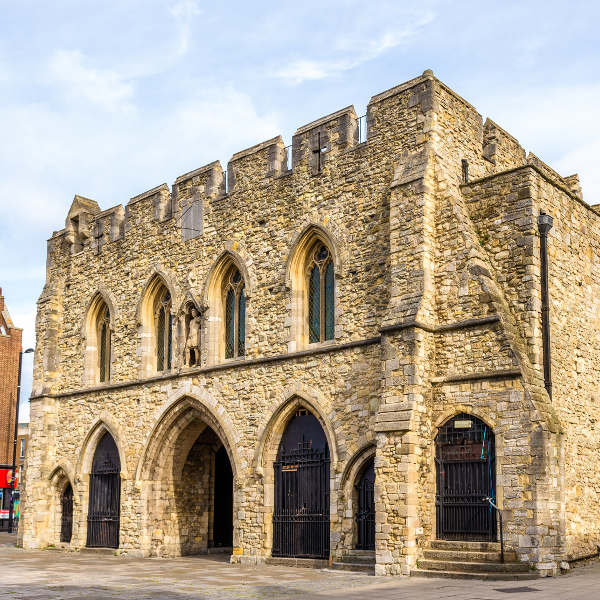 Bargate Southampton Culture