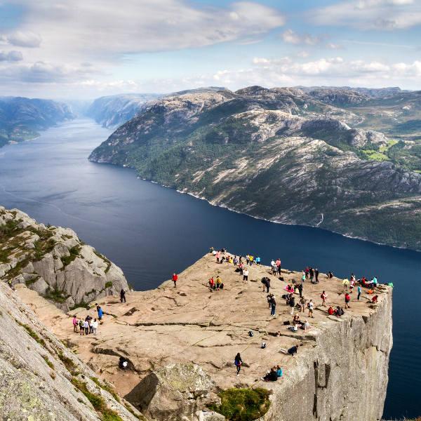 Preikestolen Stavanger Amazing Surroundings