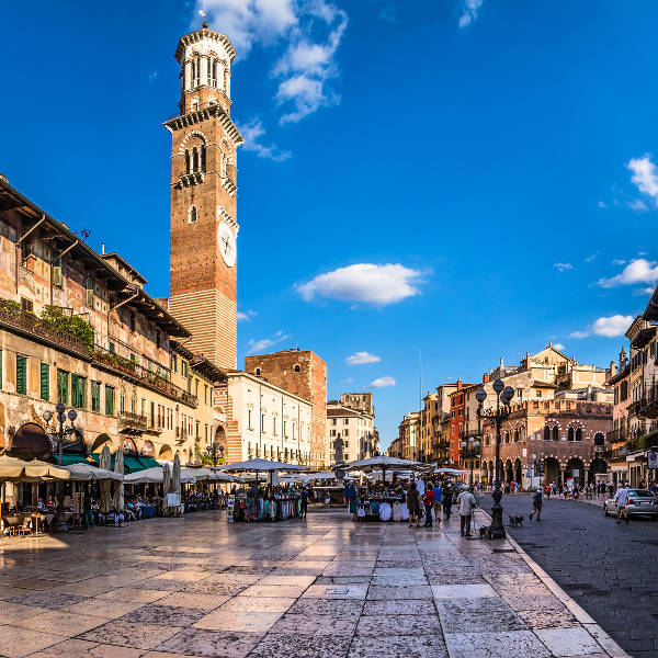 Torre dei Lamberti Verona