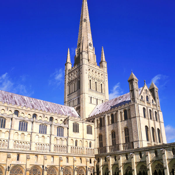 norwich historical attractions