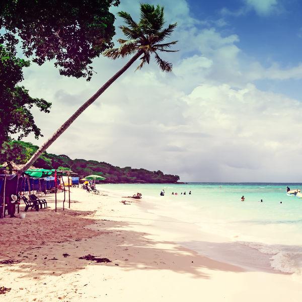 Isla Baru Beach Cartegena