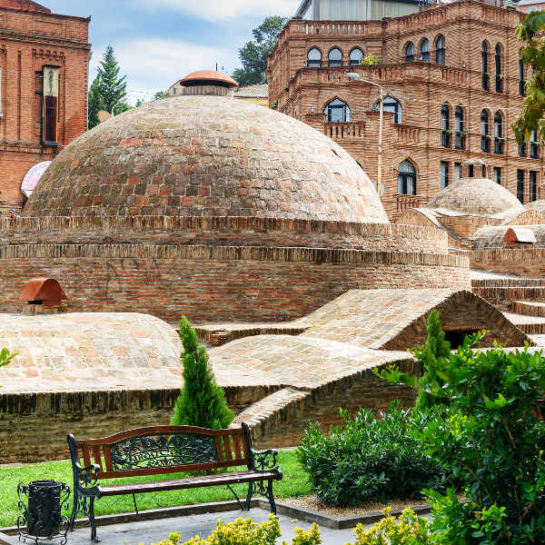 brick dome architecture