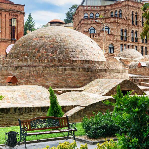 brick dome architecture
