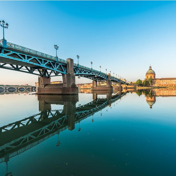 Garonne River Toulouse