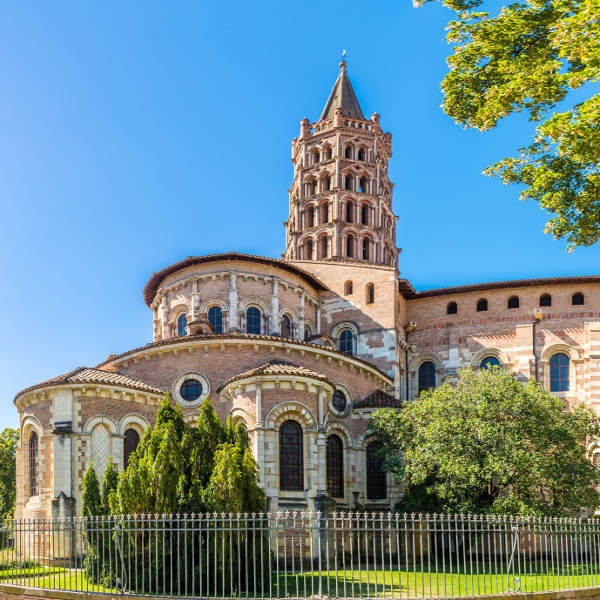 Basilica of Saint Sernin Toulouse