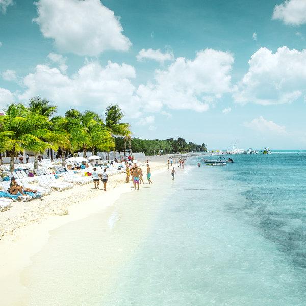 cozumel paradise beach