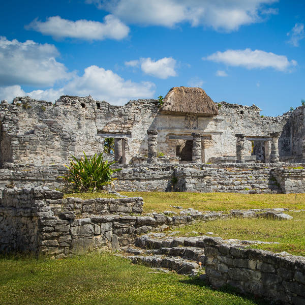 cozumel mayan tulum city remains