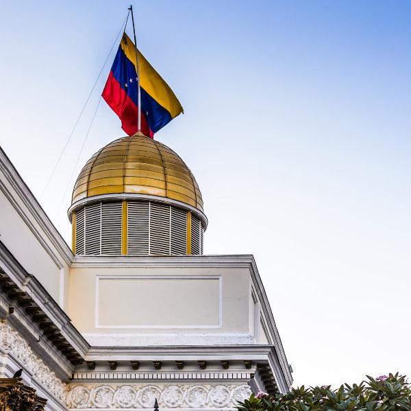 caracas federal legislative palace