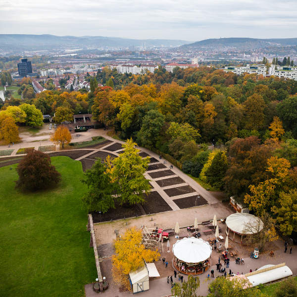 Killesbergpark Stuttgart