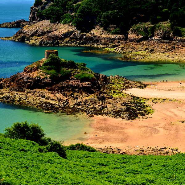 jersey wild beaches