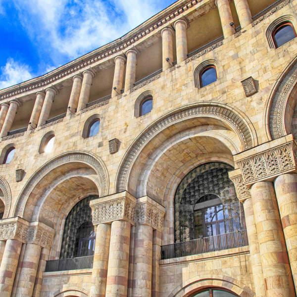 Yerevan Historical Architecture