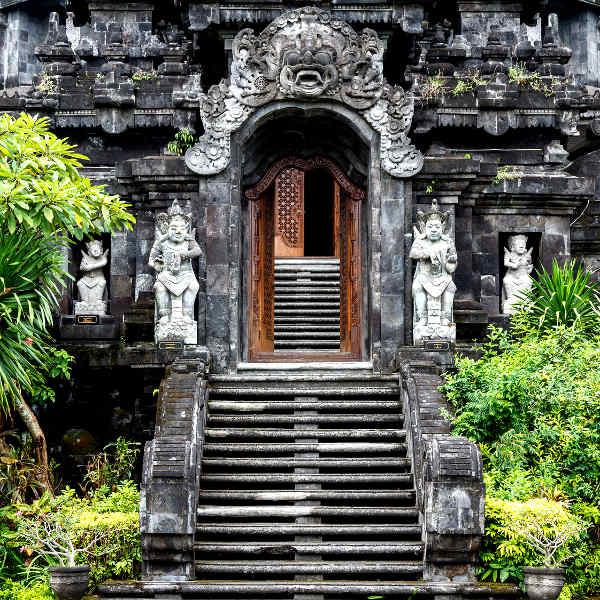 denpasar ancient temples