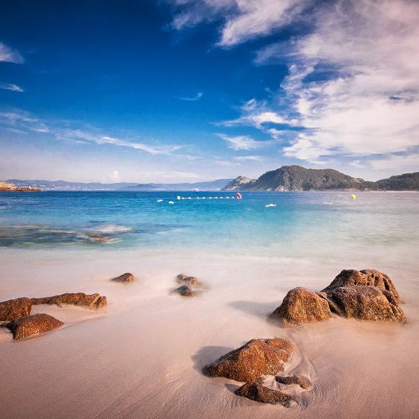 Cies Beach Vigo