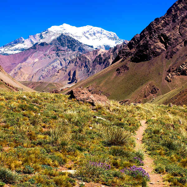mendoza andes mountains