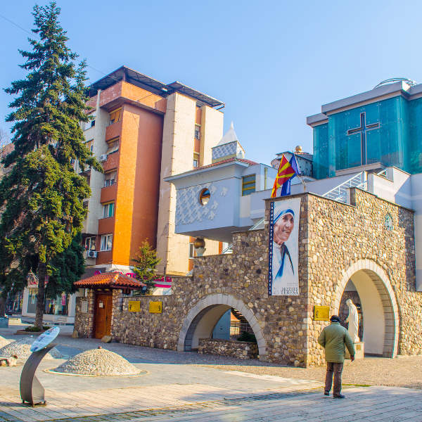 Memorial House Mother Teresa Skopje