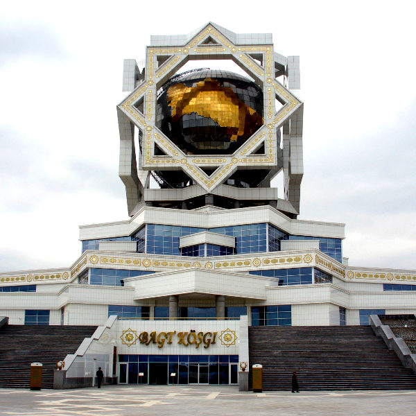 ashgabat fascinating attractions