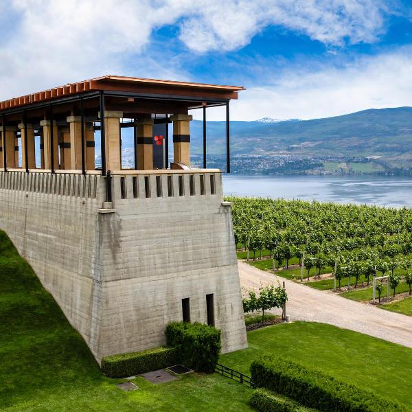 Mission Hill Winery Kelowna