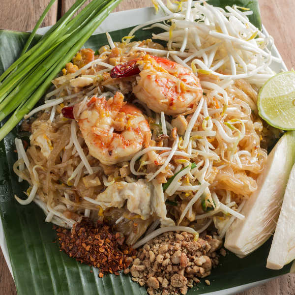 spicy thai cuisine