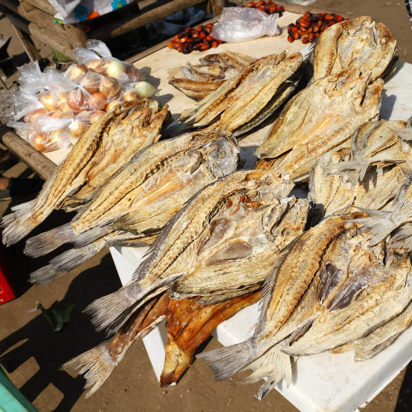 luanda traditional food
