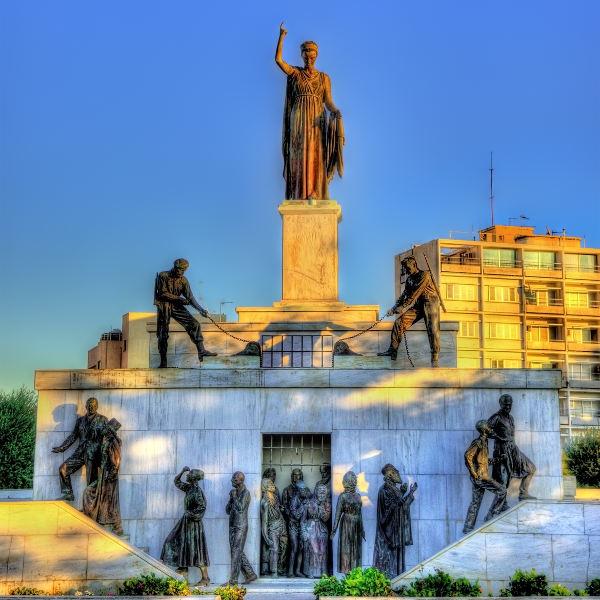 picturesque landmarks