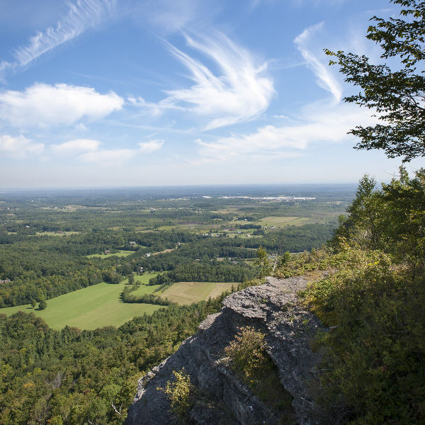 Thacher State Park near Albany