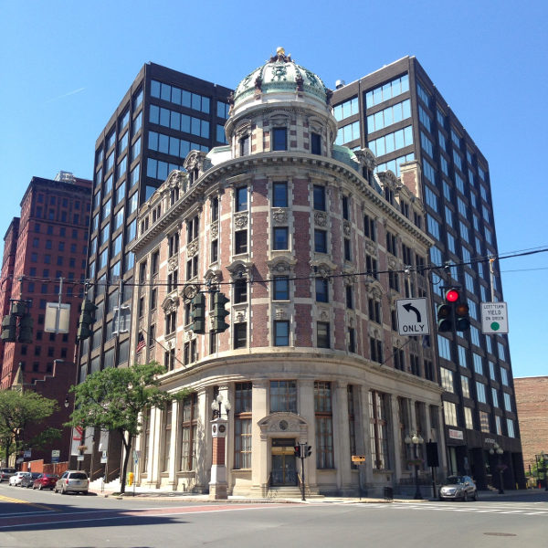 First Trust Building in Albany