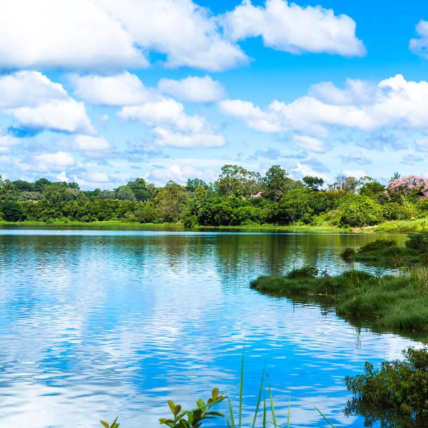 Paranoá Lake Brasília