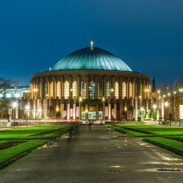 dusseldorf tonhalle concert hall