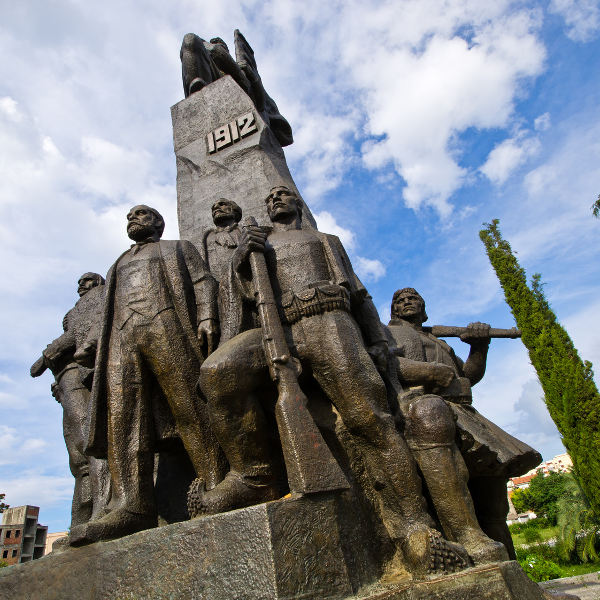 Independence Monument Vlorë