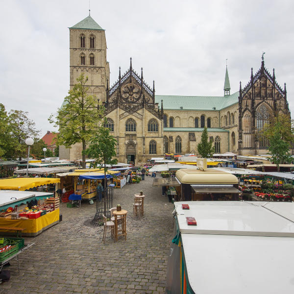 Münster Wochenmarkt