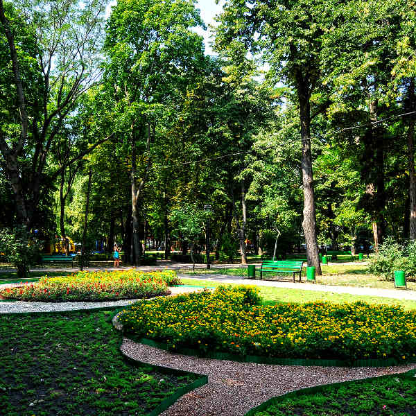 chisinau beautiful parks