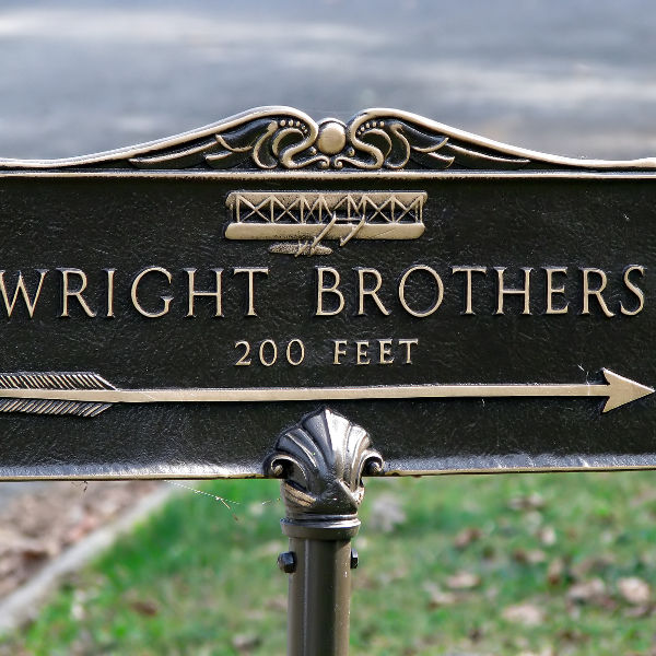 dayton wright brothers memorial