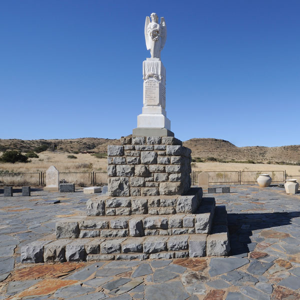 Anglo Boer War Monument