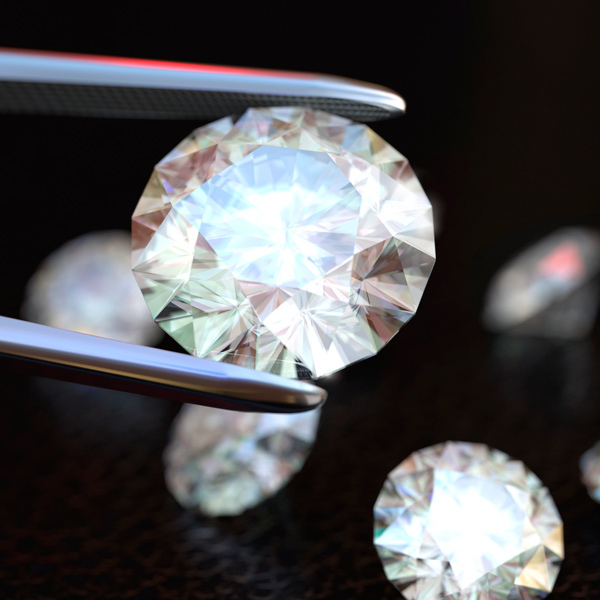 Diamonds in Kimberley